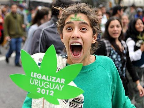 The government of Uruguay announces a project of legalization of the sale of marijuana