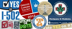 Marijuana Legalization initiatives are under pressure and need your help