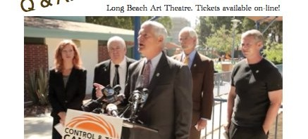 "Sneak preview of ""Legalize It – the movie"", debate with Judge Jim Grey, Book signing with Jeffrey Dhywood – October 24, Long Beach, CA"
