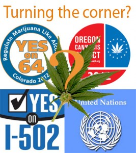 A likely marijuana legalization victory will transform the global drug policy debate